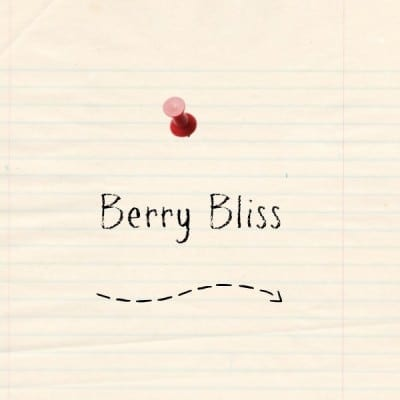 Day 229: Berry Bliss