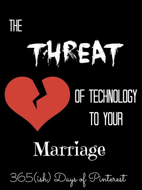 threat of technology