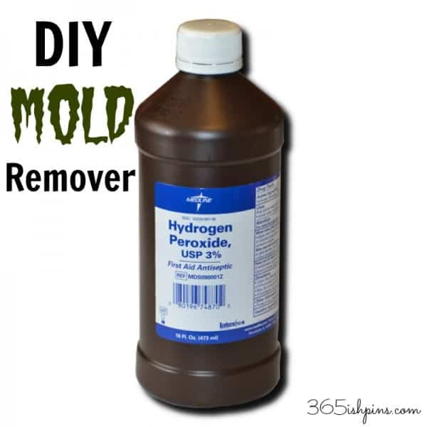 mold remover hydrogen peroxide