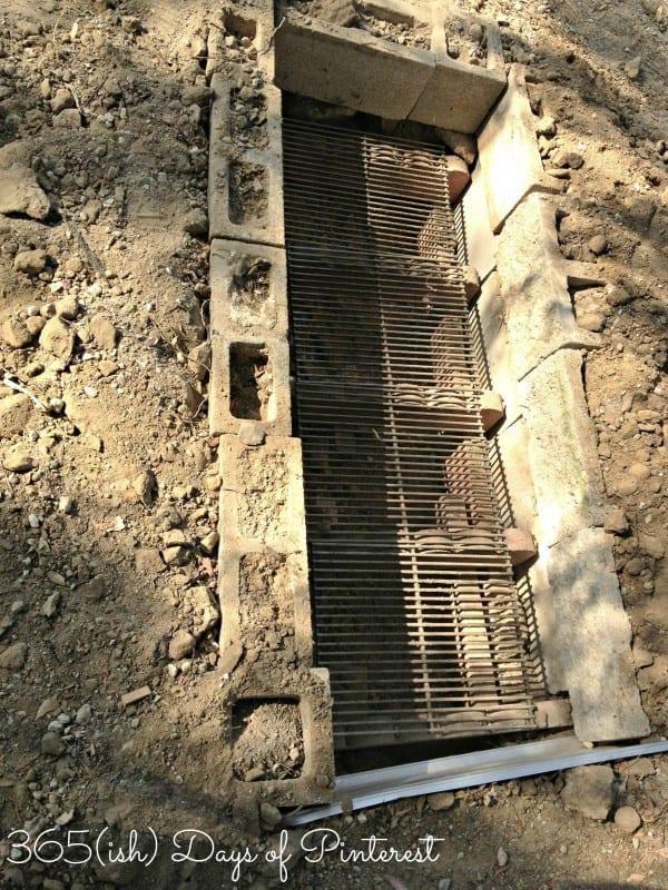 Dirt oven