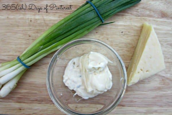 parmesan tilapia ingredients