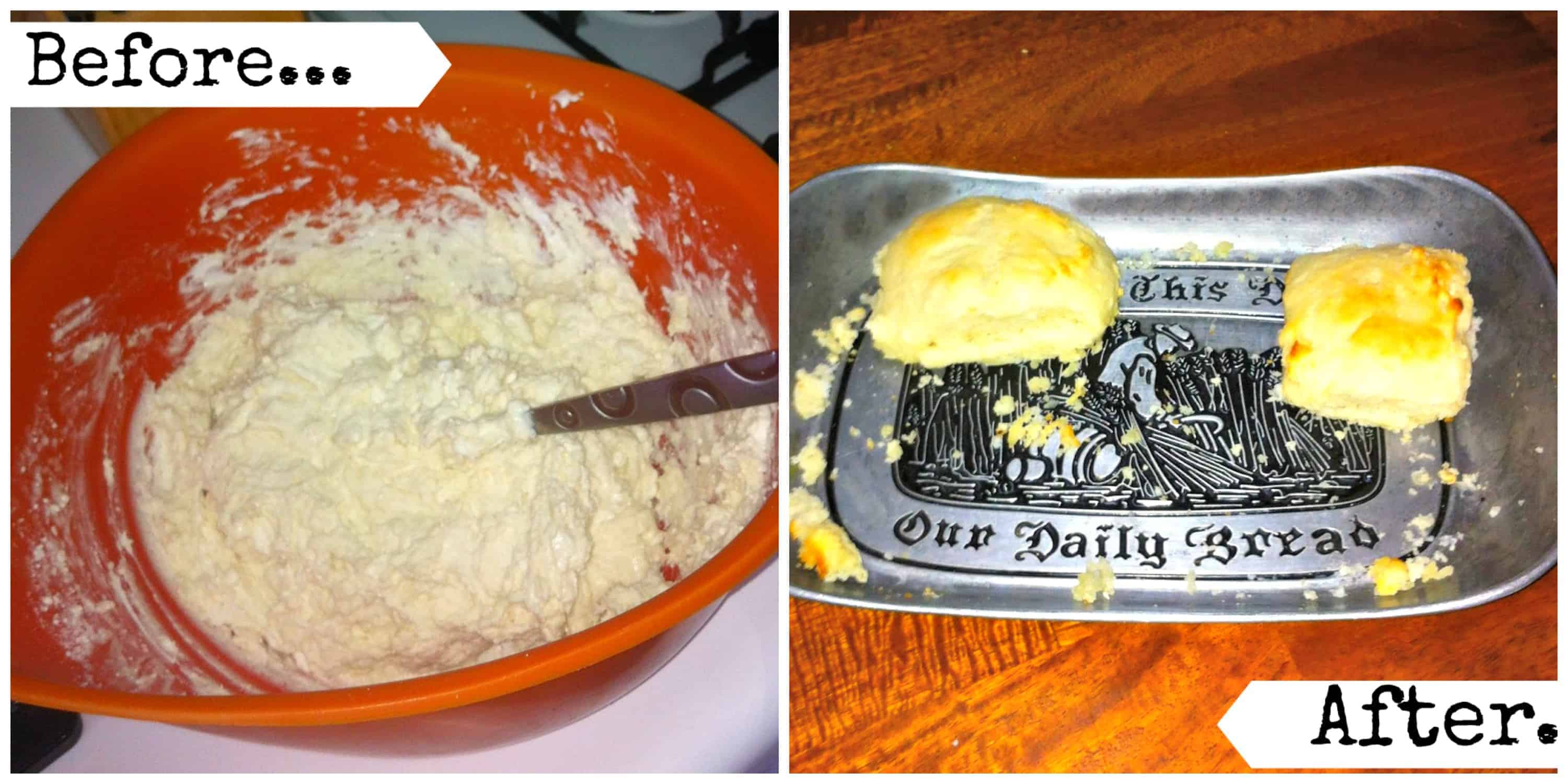 Sour Cream Biscuits- Guest Post - Simple and Seasonal