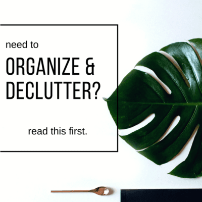 5 Tips for Organizing Like a Pro
