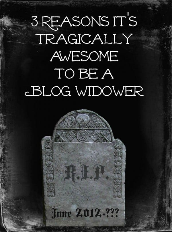 blog widower