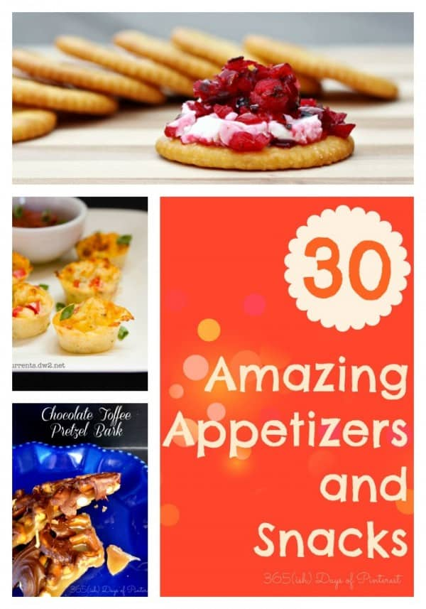appetizer roundup