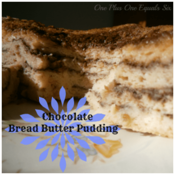 Bread Butter Pudding 2