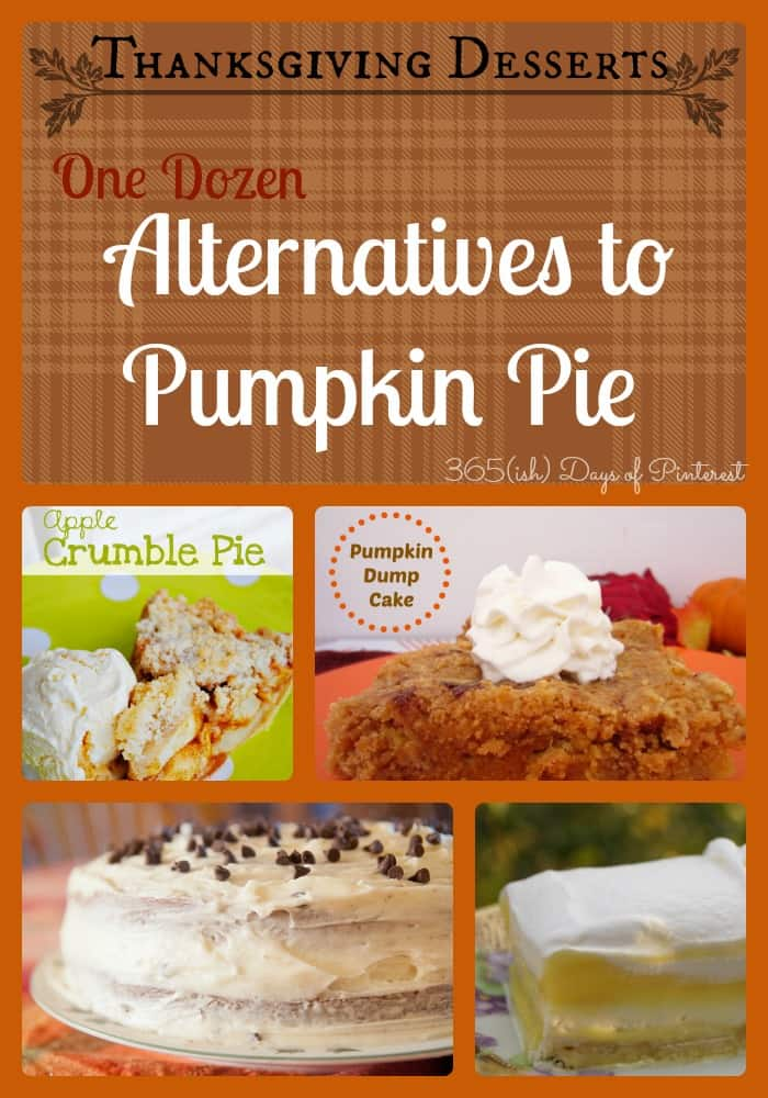 thanksgiving desserts roundup