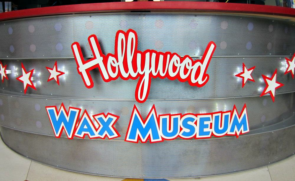 Family Fun at the Hollywood Wax Museum