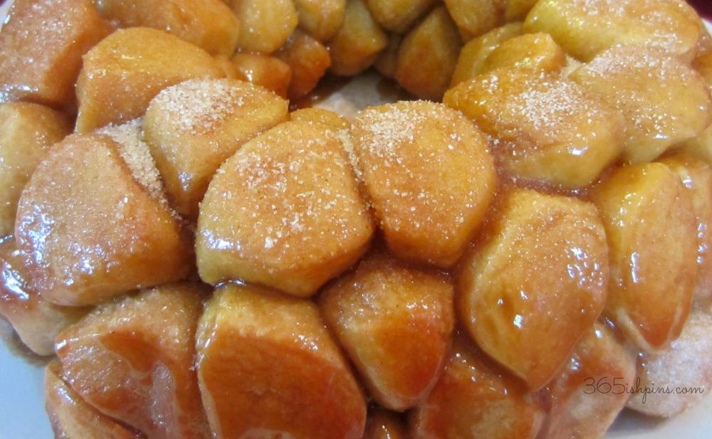 Rhodes Rolls Monkey Bread Simple And Seasonal