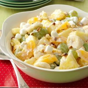 ambrosia fruit salad