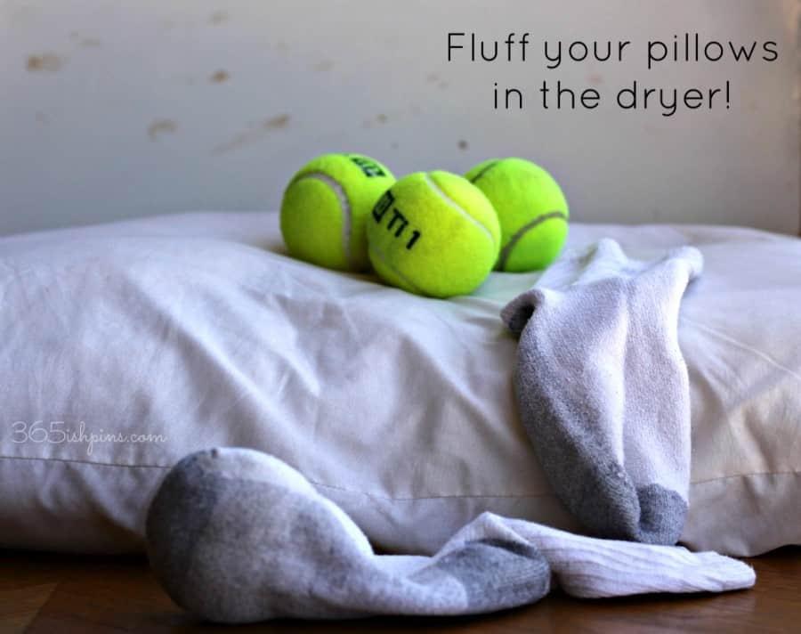pillow care