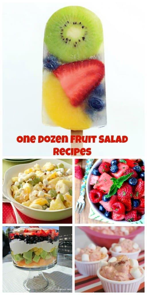 fruit salad roundup