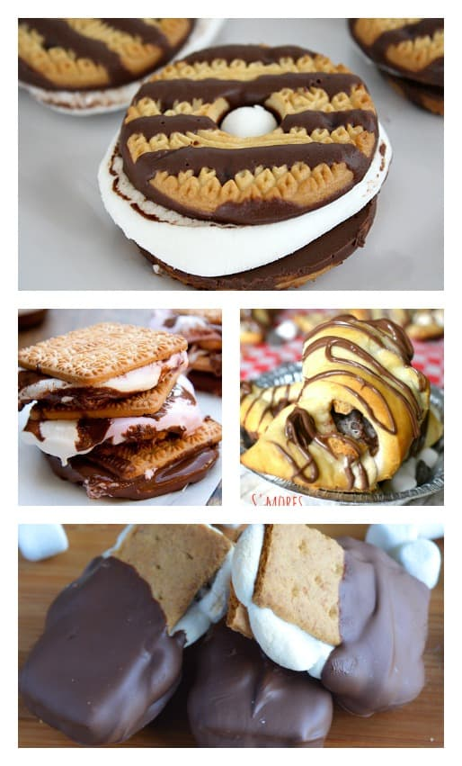 smores collage 2
