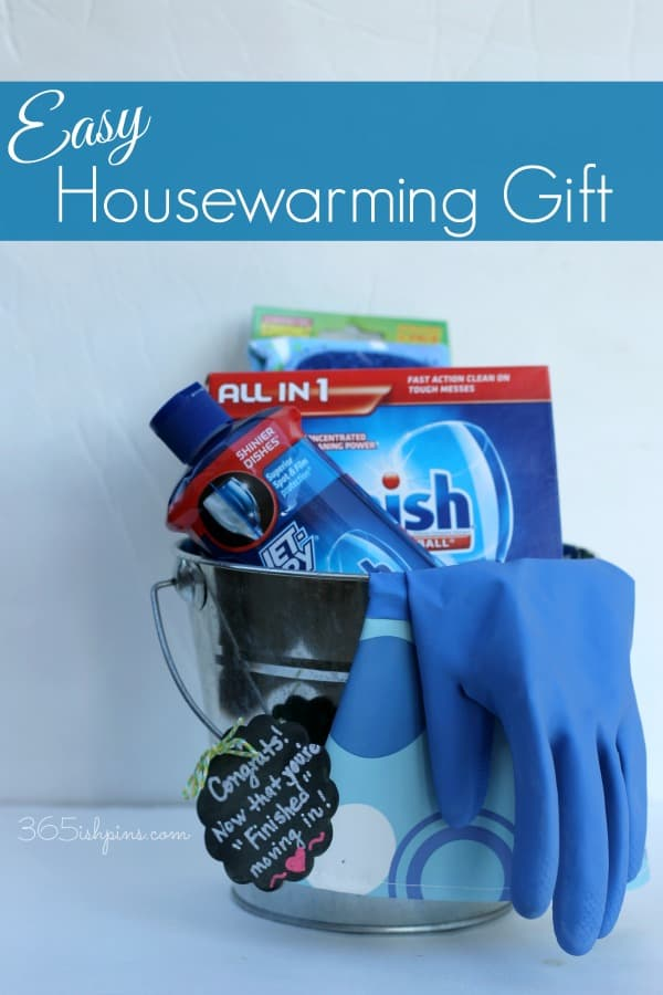 Easy Housewarming Gift Simple And Seasonal
