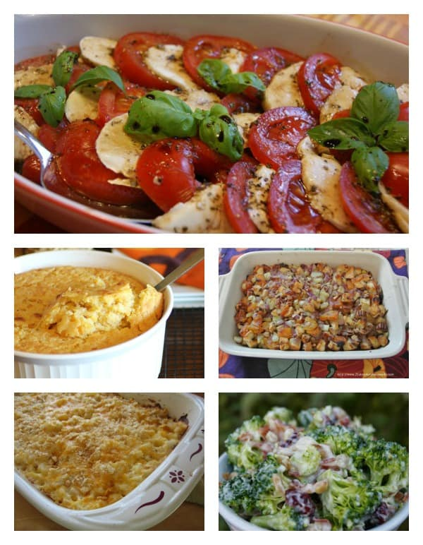 side dish roundup 2