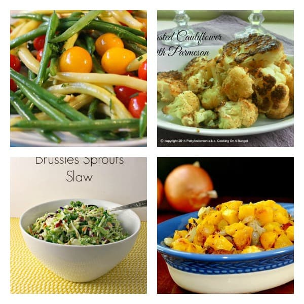 side dish roundup 5