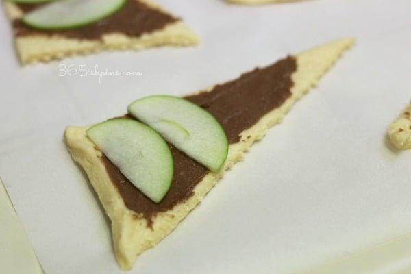 Reese's spread pastry ingredients