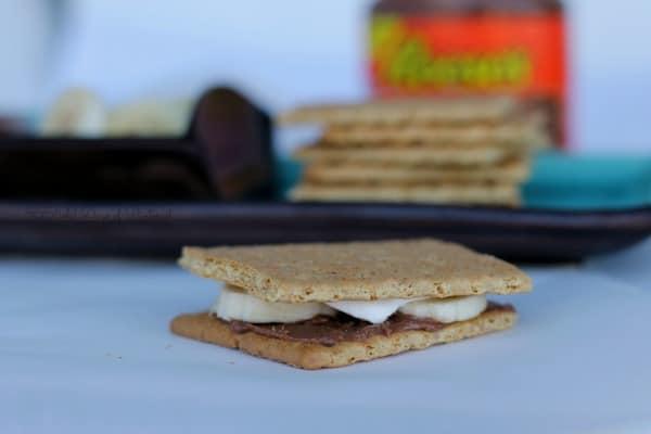 reese's spread snack sandwich