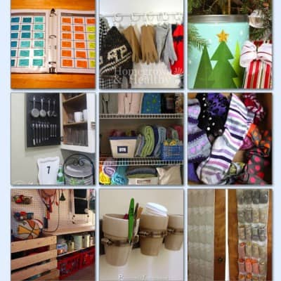 16 Organization Hacks for your Home