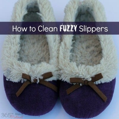How to Clean Slippers (without ruining the rubber soles)