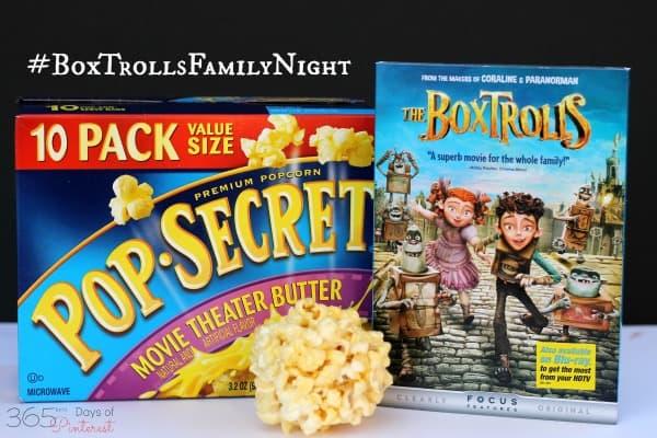 boxtrolls family night