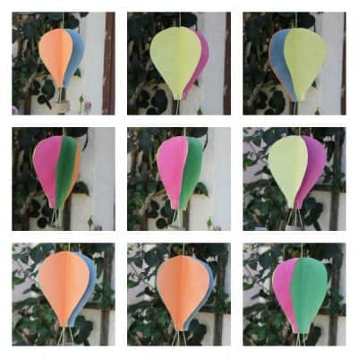 Hot Air Balloon Craft for Kids
