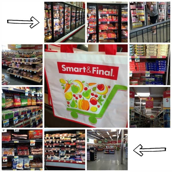 smart and final grocery map