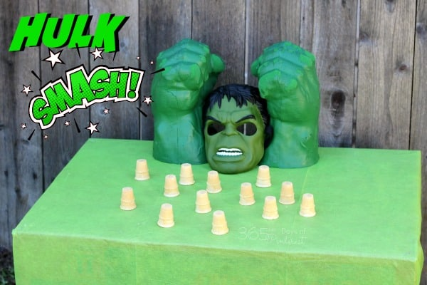 Hulk Smash game
