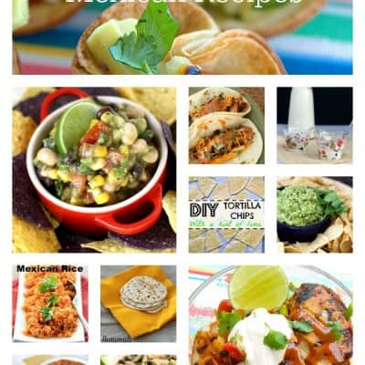 21 Mouthwatering Mexican Recipes
