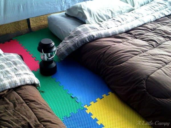 foam floor tiles for camping