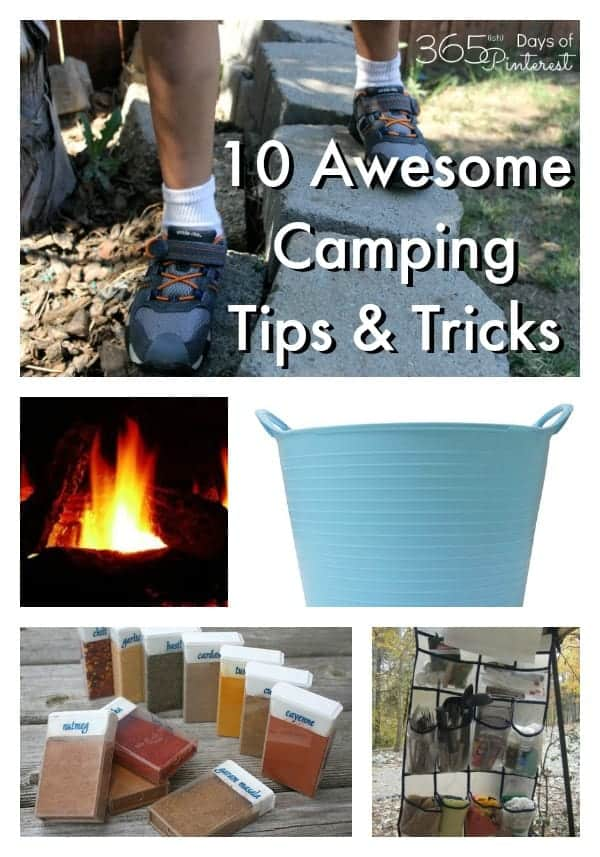 10 awesome camping tips and tricks simple and seasonal for Minimalist tips and tricks