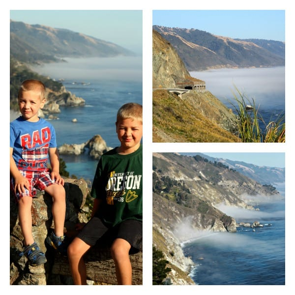 Hwy 1 collage