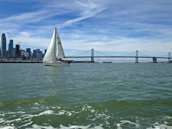 duck tour in San Francisco