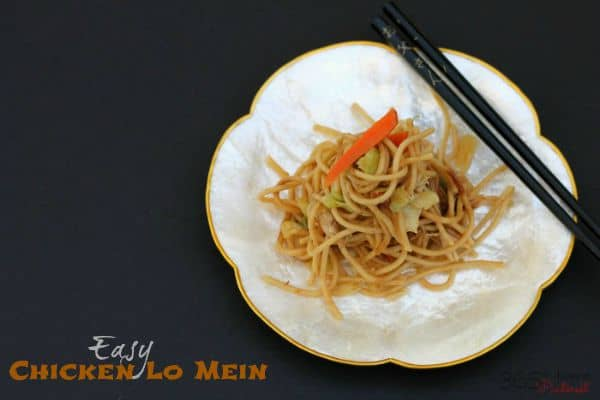 Easy Chicken Lo Mein Simple And Seasonal