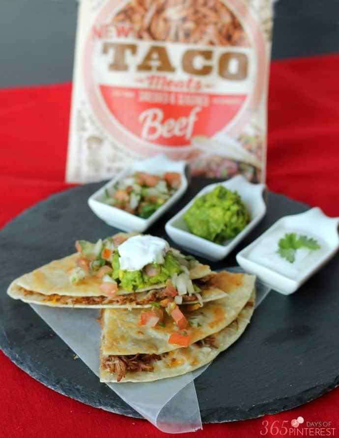 Hormel taco meats