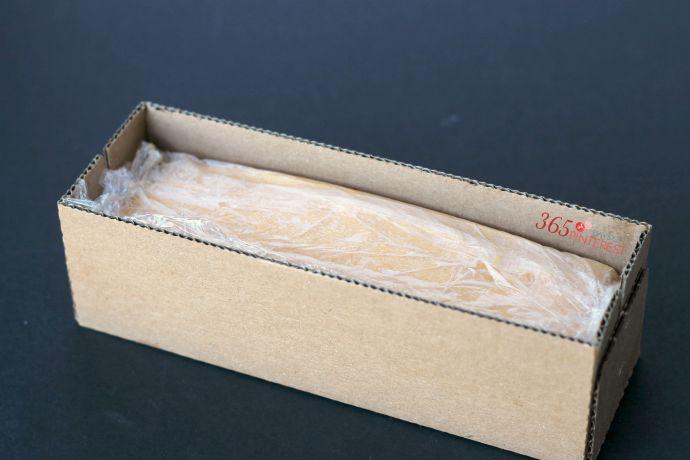 homemade velveeta in package