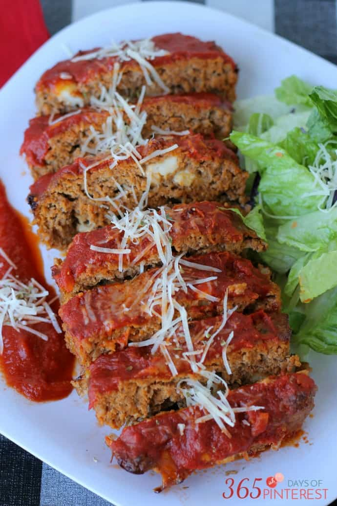 Italian meatloaf easy dinner blog
