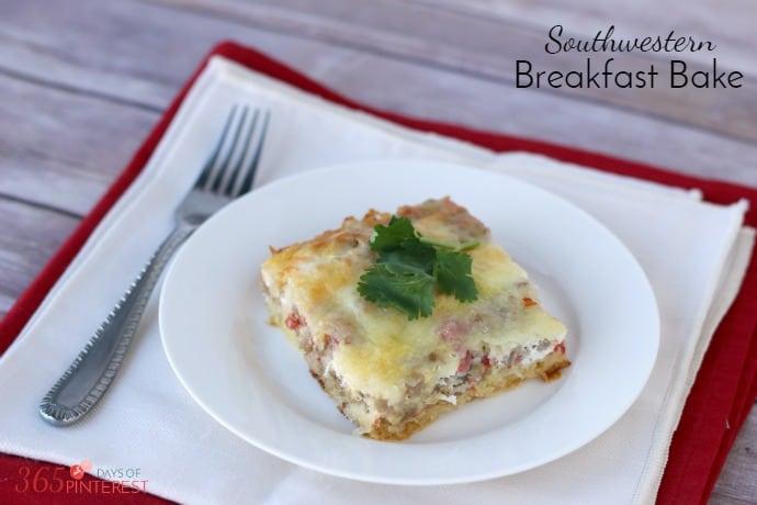 SW breakfast bake blog