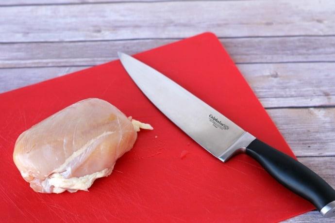 calphalon chef knife blog