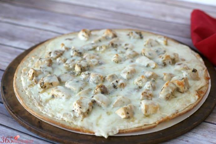 chicken pizza blog