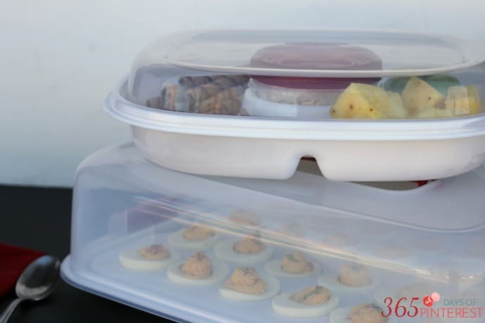 rubbermaid party pack
