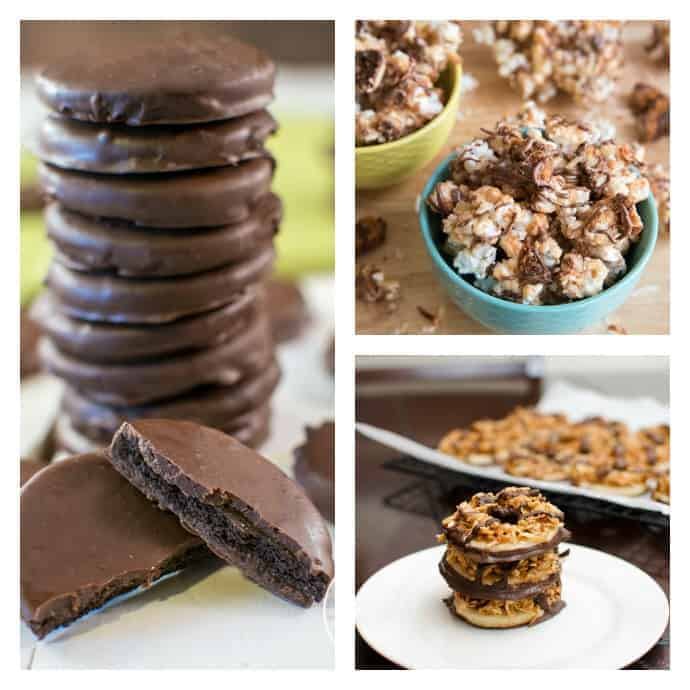 Girl Scout Cookies recipes 2