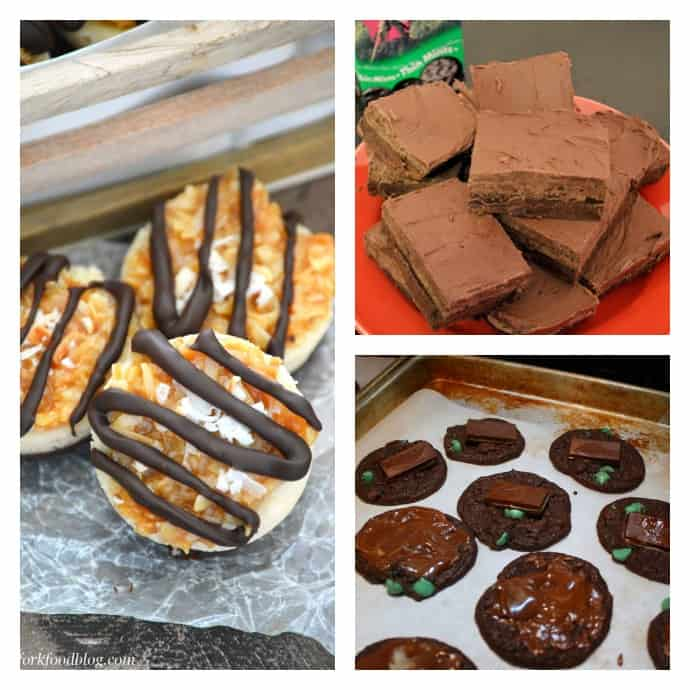 Girl Scout Cookies recipes 3