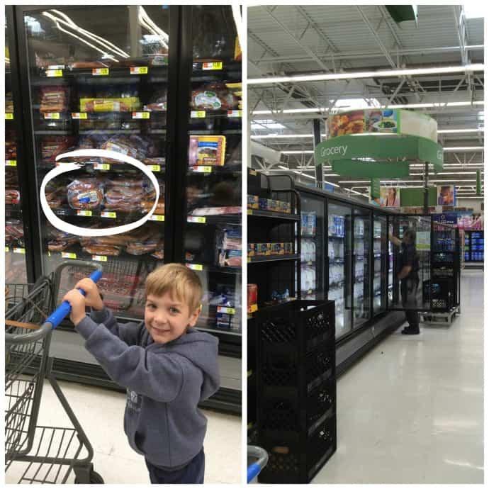 Hillshire Walmart