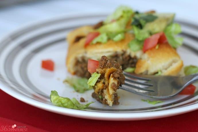 taco braid bite