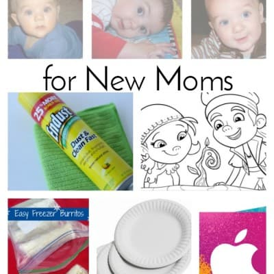Practical Gift Ideas for New Moms
