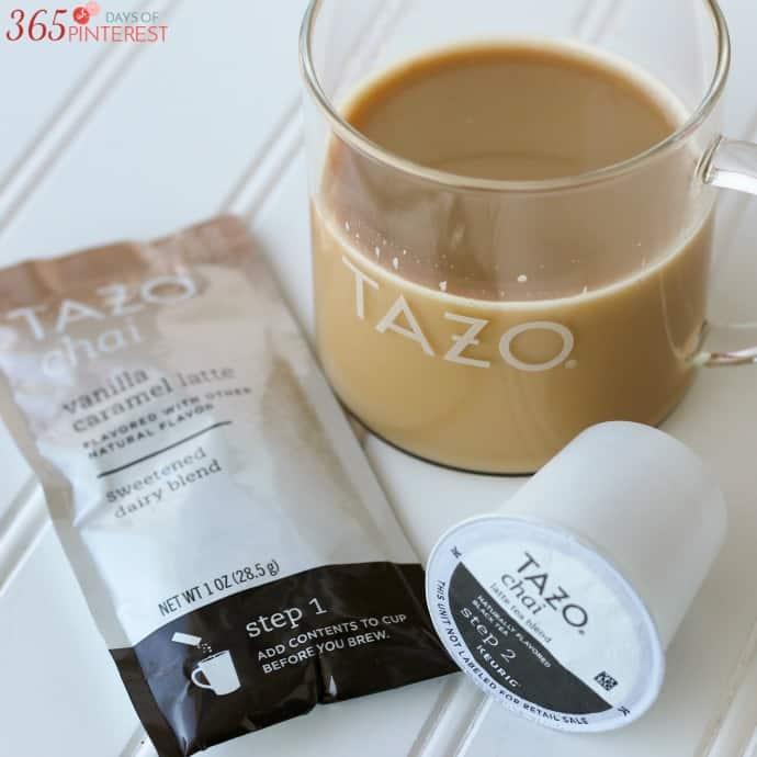 Tazo chai latte IG