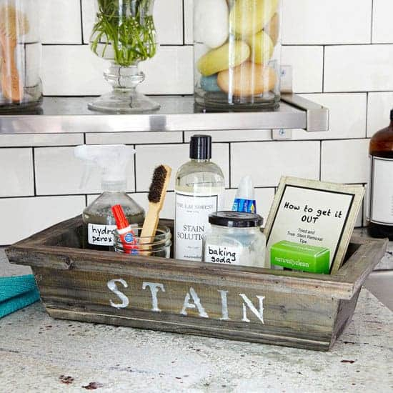stain-station