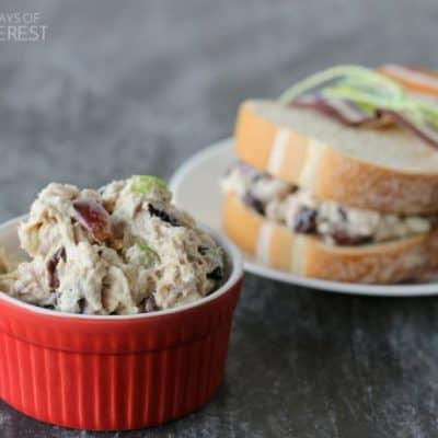 Creamy Chicken Salad Recipe