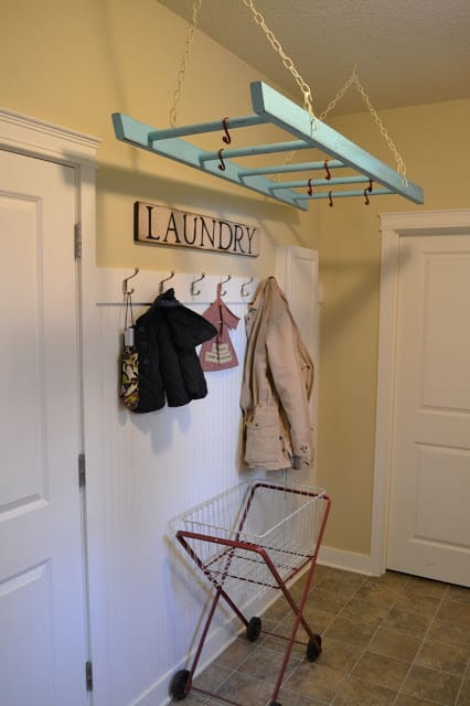 ladder-drying-rack